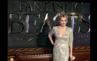 FILE PHOTO - Writer JK Rowling poses as she arrives for the European premiere of the film