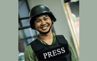 Reuters journalist Wa Lone, who is based in Myanmar, is seen in this undated picture taken in Myanmar. Reuters