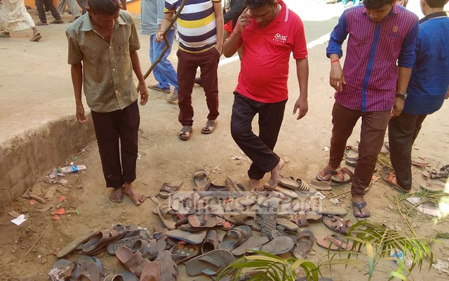 9 killed during stampede at funeral food ritual in Bangladesh