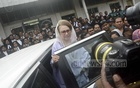 BNP Chairperson Khaleda Zia appeared before a special judge's court in Dhaka on Tuesday for hearing of the Zia Orphanage Trust graft case.
