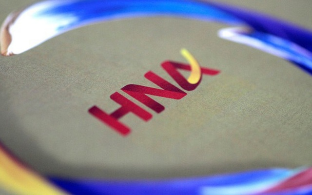 FILE PHOTO: Illustration photo of the HNA logo December 21, 2017. Reuters