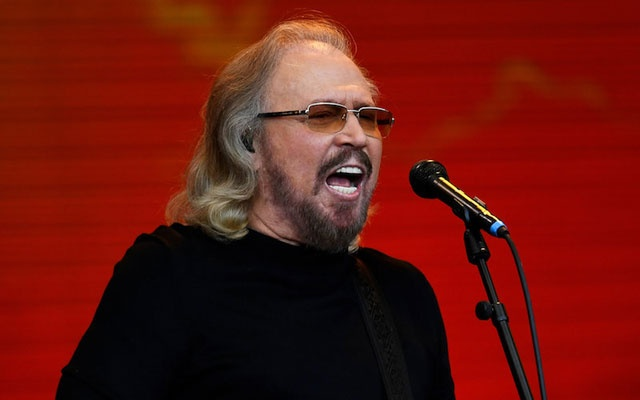 Barry Gibb. Reuters File Photo