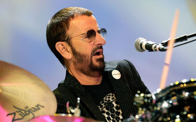 Former Beatle Ringo Starr.  Reuters File Photo