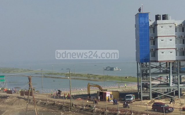 Bangladesh starts construction of 1,200MW power plant in