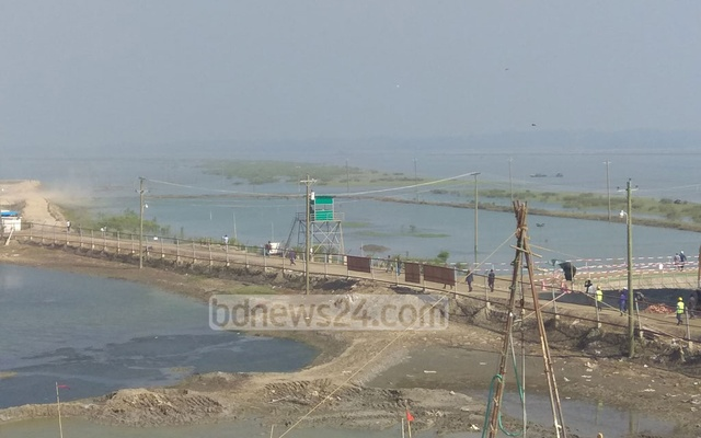 Bangladesh starts construction of 1,200MW power plant in coastal