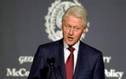 Bill Clinton. Reuters
