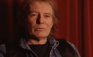 Eddie Clarke. Screengrab of Rock Pills video via YouTube.
