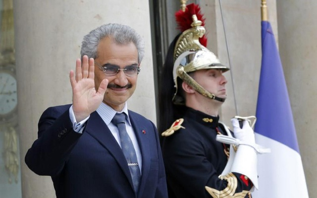 The allegations against Prince Alwaleed bin Talal include money laundering, bribery and extorting officials, a Saudi official said soon after his detention. Reuters file photo
