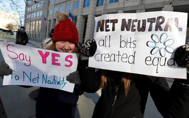 U.S. states are suing the FCC over net neutrality