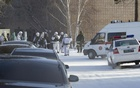 Russian student injures six in an ax attack at school