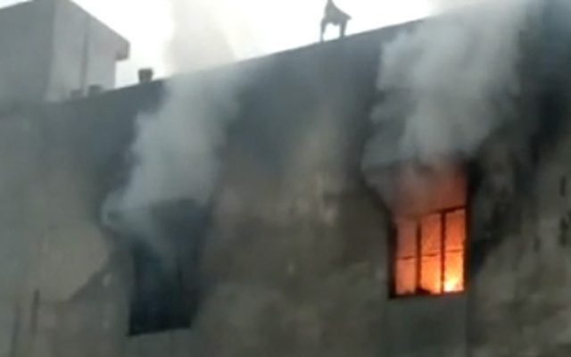 Bawana fire: AIIMS, Safdarjung ready to provide assistance,