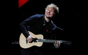 File Photo: Ed Sheeran performs during the 2017 Jingle Ball at Madison Square Garden in New York, US, Dec 8, 2017. Reuters