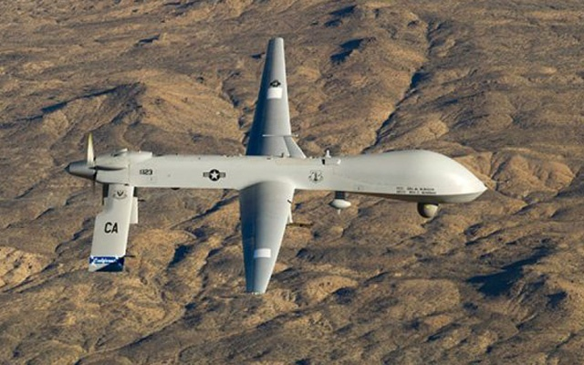 Pakistan condemns U.S. drone strike inside its territory