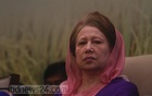 Khaleda to appear at media briefing Wednesday as tension rises ahead of verdict