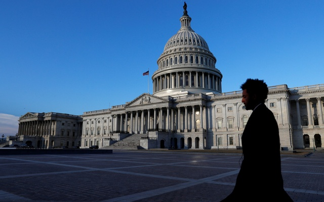 United States govt in second shutdown as Republican blocks Senate vote