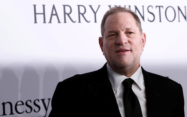 File Photo: Film producer Harvey Weinstein attends the 2016 amfAR New York Gala at Cipriani Wall Street in Manhattan, New York, US on Feb 10, 2016. Reuters