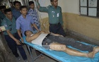 Chittagong police officer shot at checkpoint in city