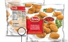 Undated handout illustration of Tyson Foods' panko chicken nuggets. Reuters