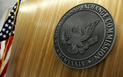 The seal of the US Securities and Exchange Commission hangs on the wall at SEC headquarters in Washington, US, Jun 24, 2011. Reuters