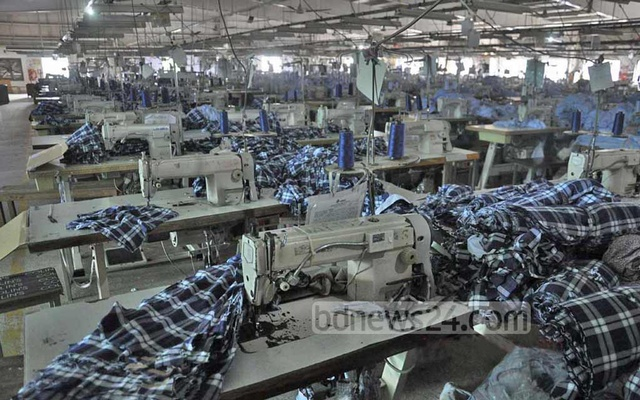 Automation threatens jobs for garment workers in Bangladesh