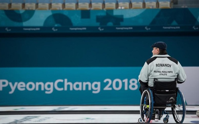 Corey Peters named as New Zealand's Paralympic Winter Games flag bearer