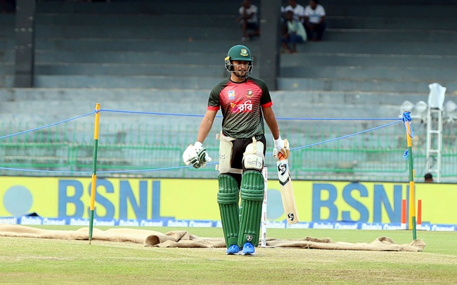 Bangladesh pacer Rubel to fans after conceding 22 runs