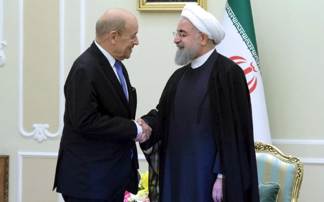 European Union  reluctant to amend Iran nuclear pact, sees security risk