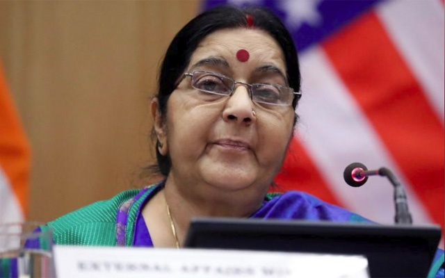 Didn't mislead, needed proof of Indian captives' death, says Sushma Swaraj