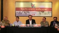 Ekattor Television organises a roundtable titled 'Developing Bangladesh: The Challenges Ahead' at a hotel in Dhaka on Saturday as Bangladesh earns the eligibility to graduate from a least developed country or LDC to a developing one. Photo: mostafigur rahman