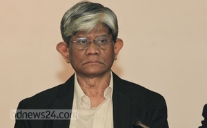 Former Bangladesh Bank governor Salehuddin Ahmed. File Photo