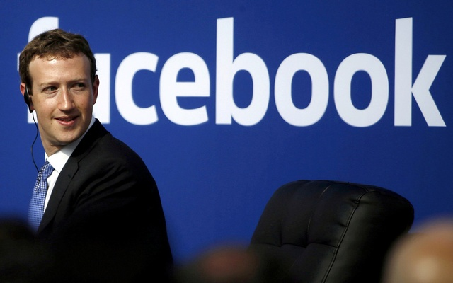 Mark Zuckerberg. Reuters
