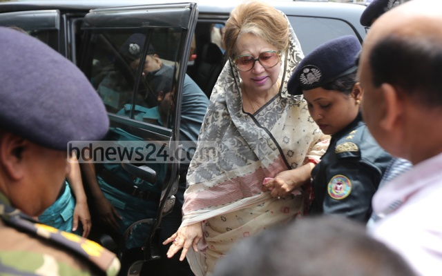 SC upholds Khaleda's bail order; immediate release 'unlikely'