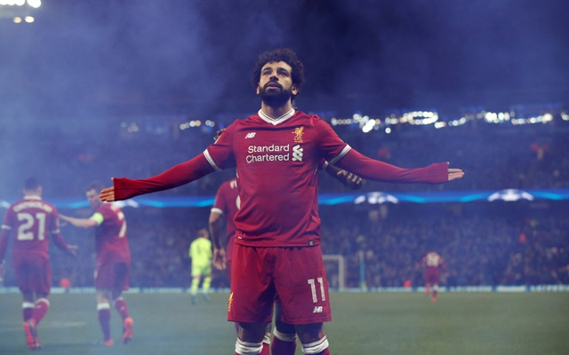 Mo Salah Distracted Mid-Interview By Elated Liverpool Fans