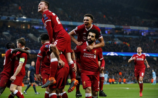Salah lands knockout blow as Liverpool reaches CL semifinals