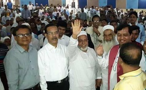 Hasan Uddin Sarkar is the BNP candidate for the Gazipur mayoral race