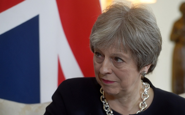 After Syria strikes, British PM May to face critical parliament