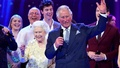 Britain's Prince Charles speaks during a special concert