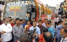 Buses from Bangladesh set off for Kathmandu as part of road test