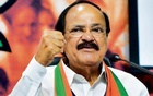 Rajya Sabha Chairman and Vice President of India Venkaiah Naidu