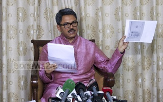 State Minister for Foreign Affairs Md Shahriar Alam