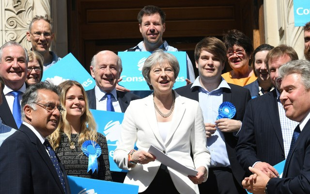 UK Politics Betting: Bettors react to local election results