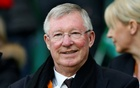 File Photo: Saint-Etienne v Manchester United - UEFA Europa League Round of 32 Second Leg - Stade Geoffroy-Guichard, Saint-Etienne, France – Mar 22, 2017. Sir Alex Ferguson in the stands. Action Images via Reuters