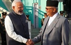India and Nepal PMs launch construction of 900MW power plant