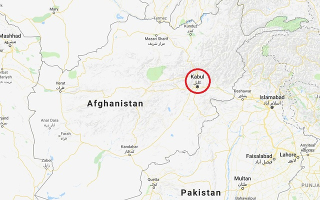 At least four dead as blasts, gunfire rock Afghan city