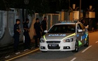 Armed Malaysian police enter former PM Najib's home