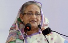 Hasina again asks Awami League to pick up a new chief