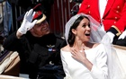 Wedding of Prince Harry and Meghan Markle in pictures
