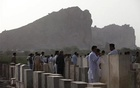 Representational Image: Members of the Ahmadi Muslim community await to bury victims at a graveyard in Chenab Nagar, located in Punjab's Chiniot District, Pakistan May 29, 2010. Chenab Nagar, also known as Rabwah, is the headquarters for the Ahmadiyya community in Pakistan. Reuters