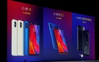 Xiaomi founder Lei Jun discloses price tags for new smartphones during a product launch in Shenzhen, China May 31, 2018. Reuters