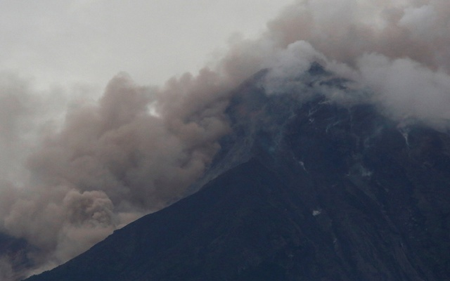 Guatemala volcano kills at least 6, covers villages in ash